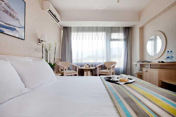 Стандарт с одной кроватью в Отель Yalta Intourist
