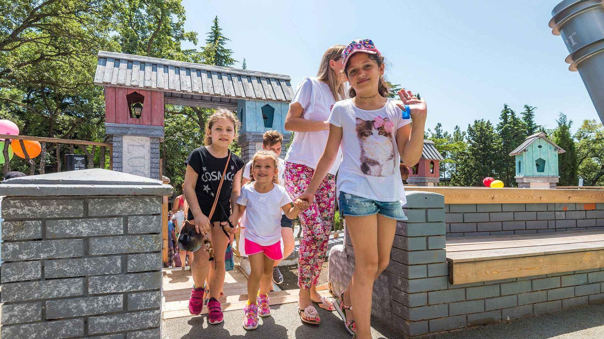 """Детский центр """"Умка"""" в Отель Yalta Intourist"""