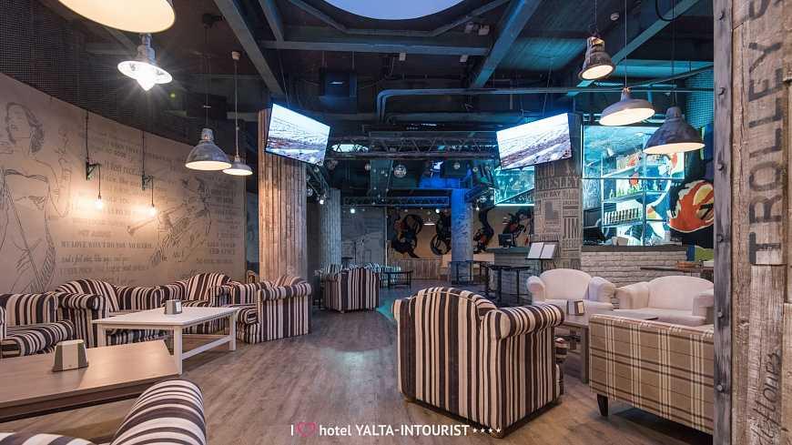 Караоке-бар «PartyФон» в Отель Yalta Intourist