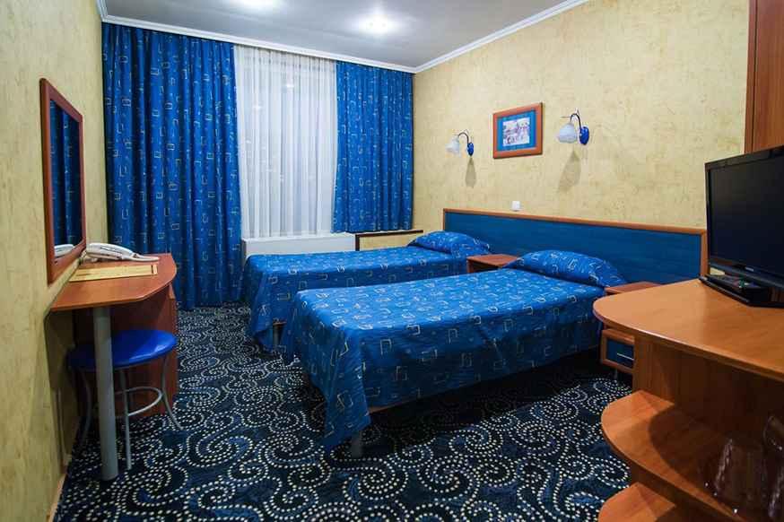 Стандарт твин/дабл в Отель «Volna Resort & SPA»