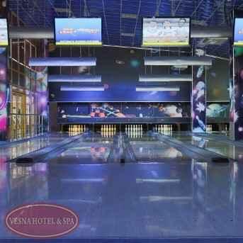 Боулинг-клуб в Отель «Volna Resort & SPA»