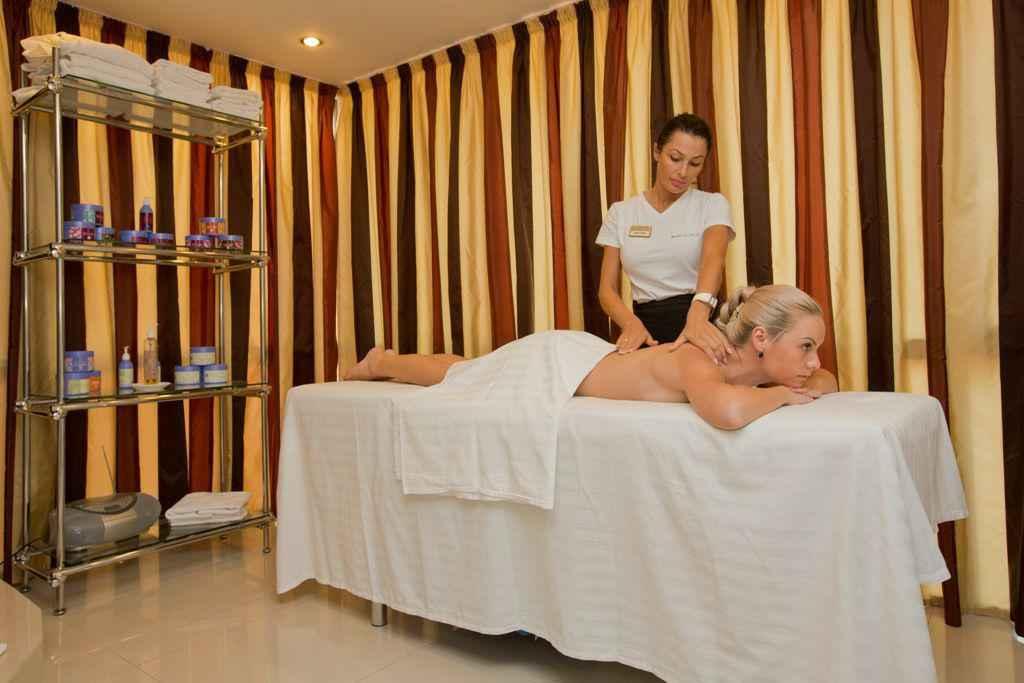 Салон красоты - Отель «Volna Resort & SPA»