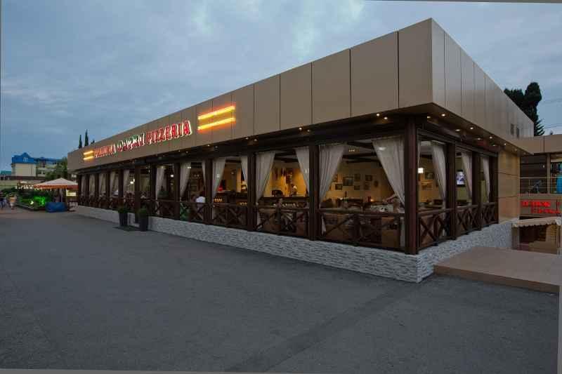 Пиццерия «Капри» в Отель «Volna Resort & SPA»