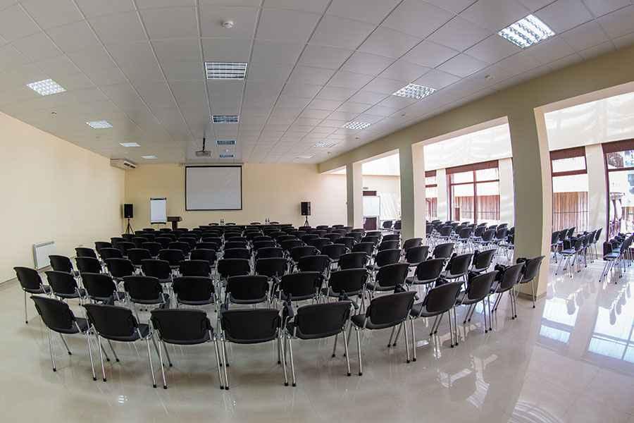 Зал «В» - Отель «Volna Resort & SPA»