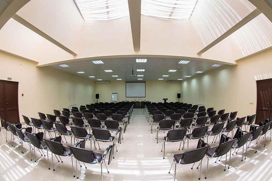 Фуршетный зал в Отель «Volna Resort & SPA»
