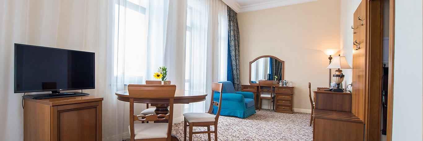 Полулюкс Классик - Riviera Sunrise Resort&SPА