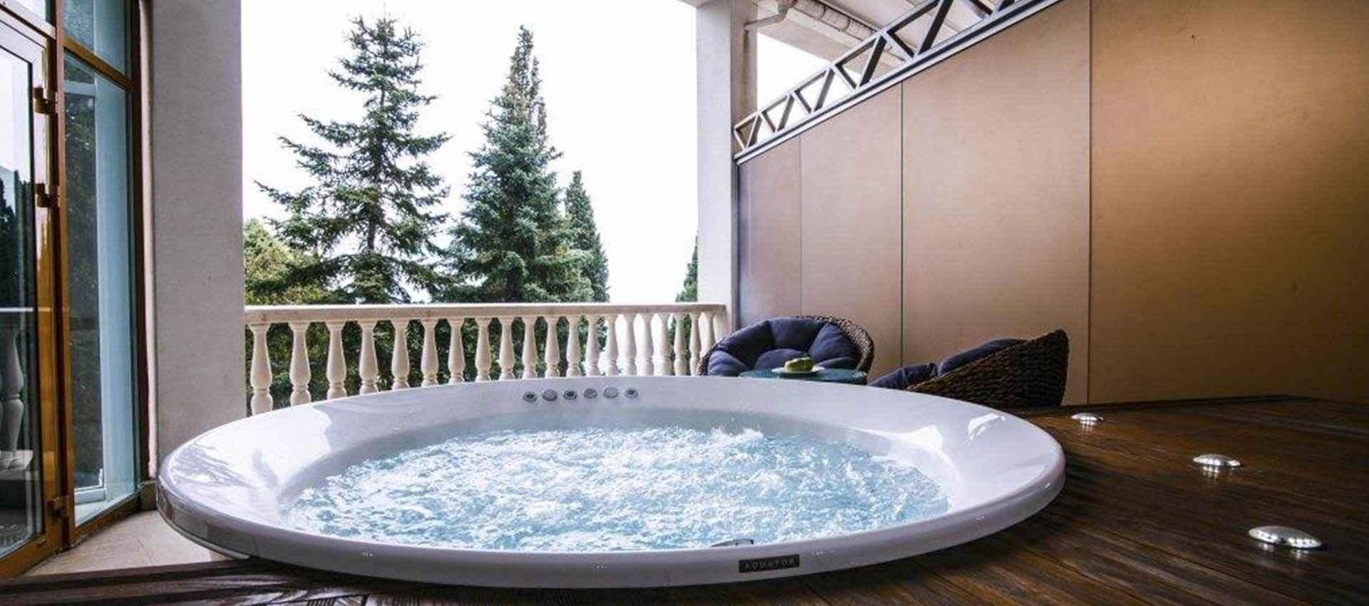 VIP-Suite в Riviera Sunrise Resort&SPА