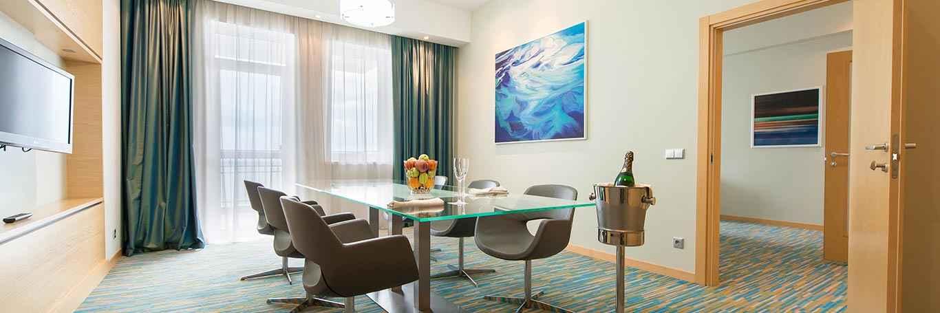 Президентский Люкс Модерн в Riviera Sunrise Resort&SPА