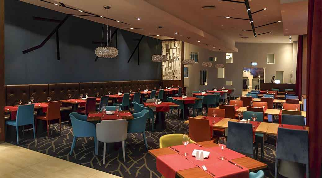 Ресторан «The Grilled» в Riviera Sunrise Resort&SPА