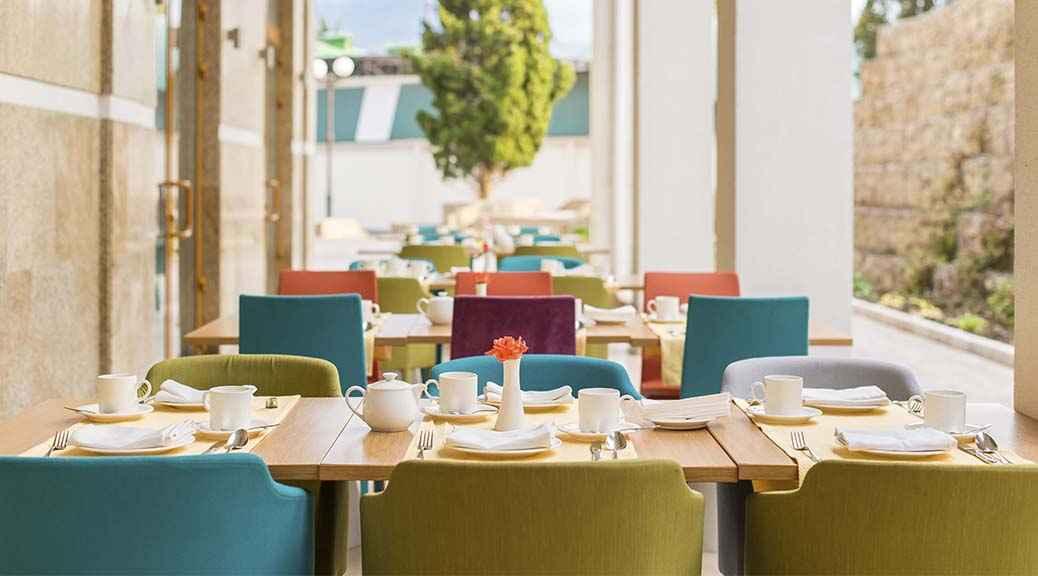 Ресторан «Tavrika» в Riviera Sunrise Resort&SPА