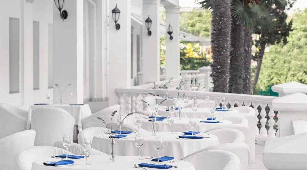 Ресторан «La Veranda» в Riviera Sunrise Resort&SPА