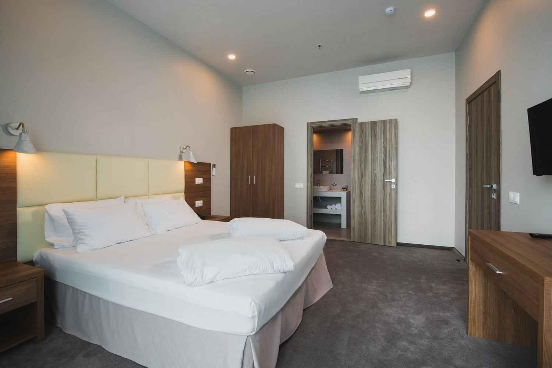 Люкс с двумя спальнями (вил. 9, «Nature clinic») в More Spa & Resort