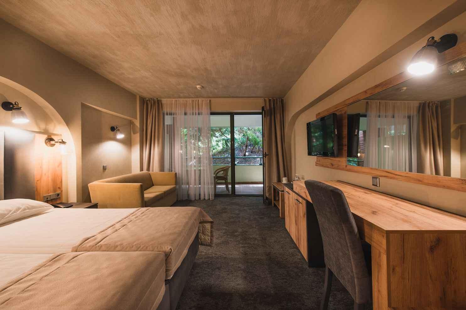 Базовый (вилла 1, 5, 6, 11, «Спа» и «Nature clinic») в More Spa & Resort