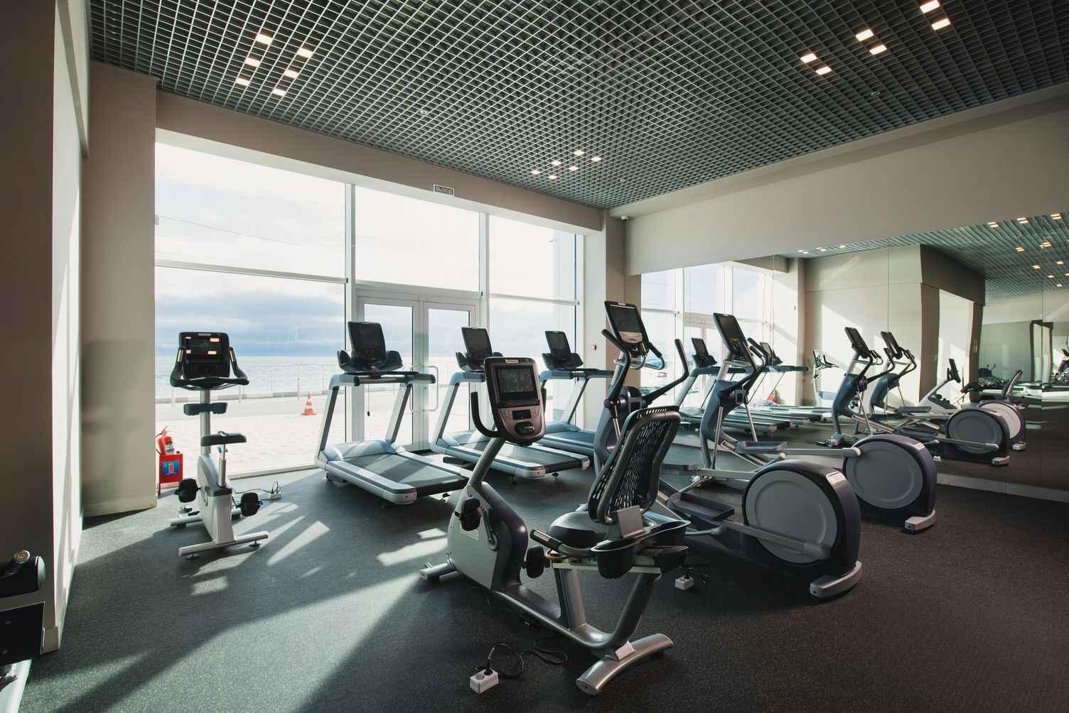 More sport club в More Spa & Resort