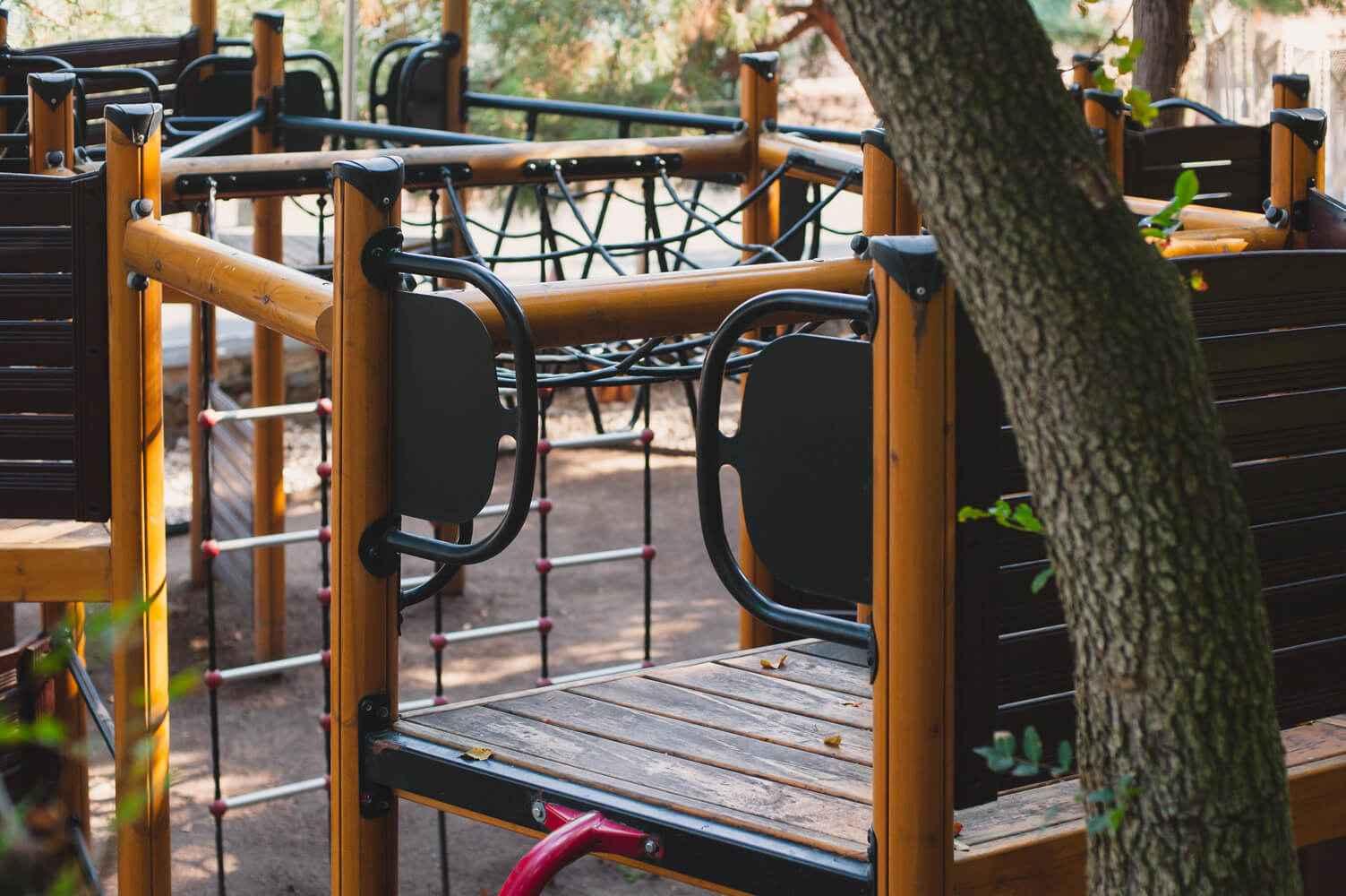 Детские площадки в More Spa & Resort