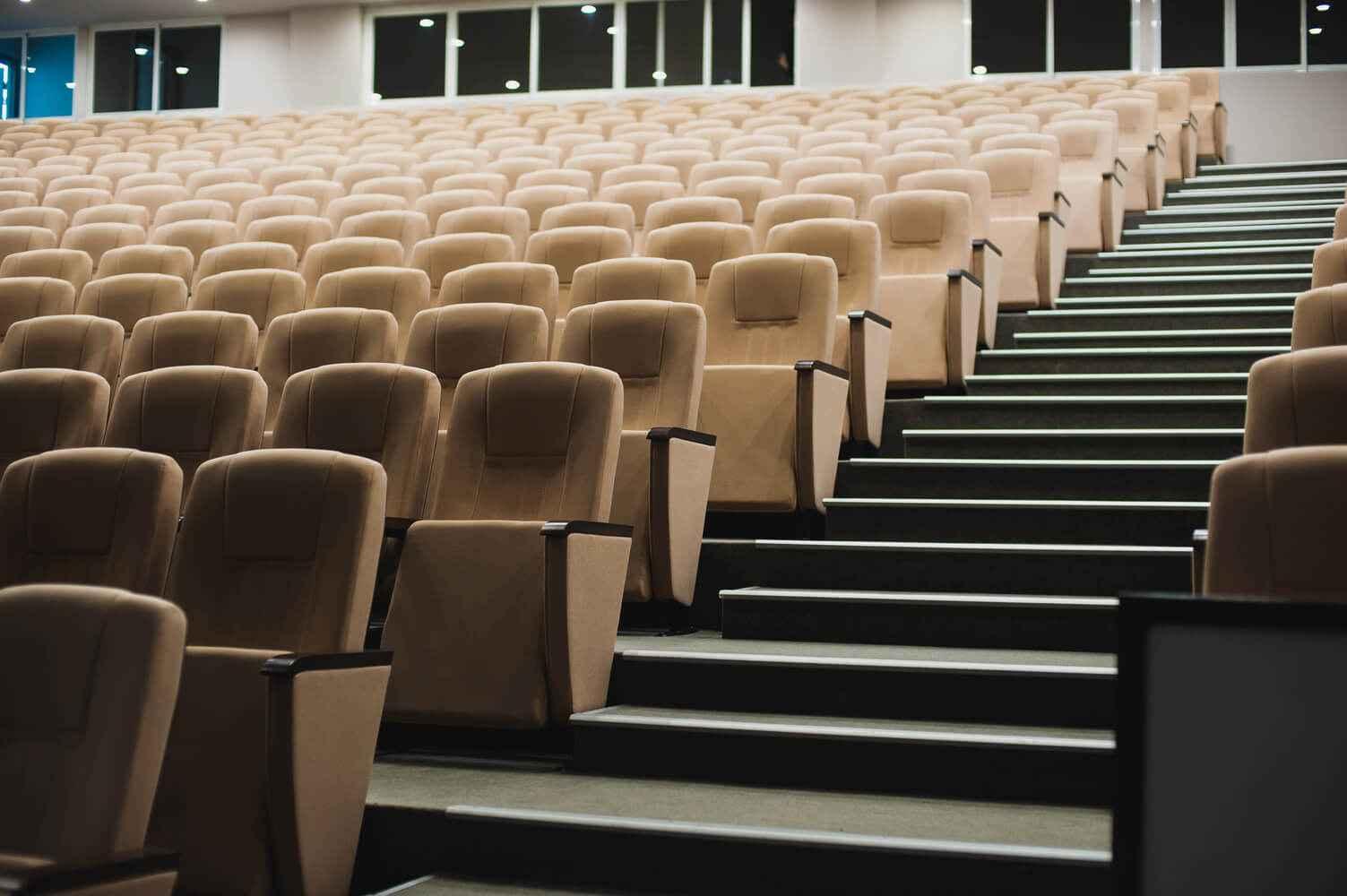 Киноконцертный зал в More Spa & Resort
