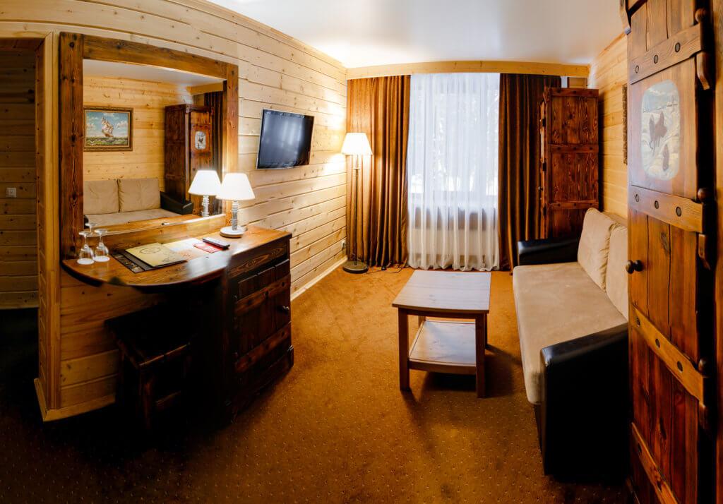 Номера класса «SUITE2» в Парк-отель «Солнечный»