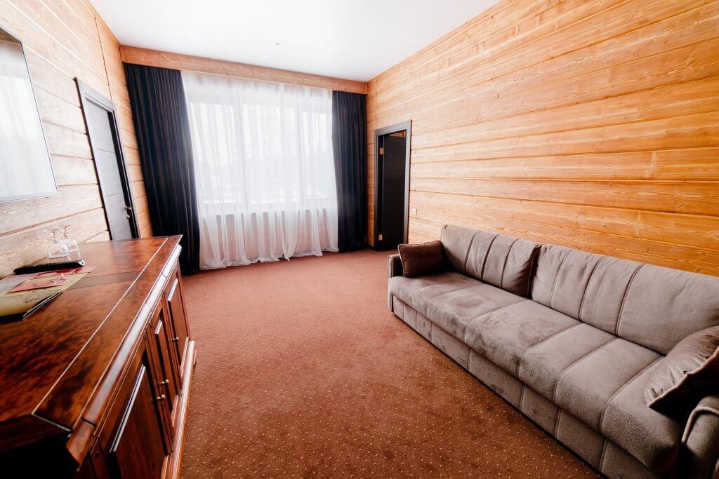 Номера класса «STUDIO-2» в Парк-отель «Солнечный»