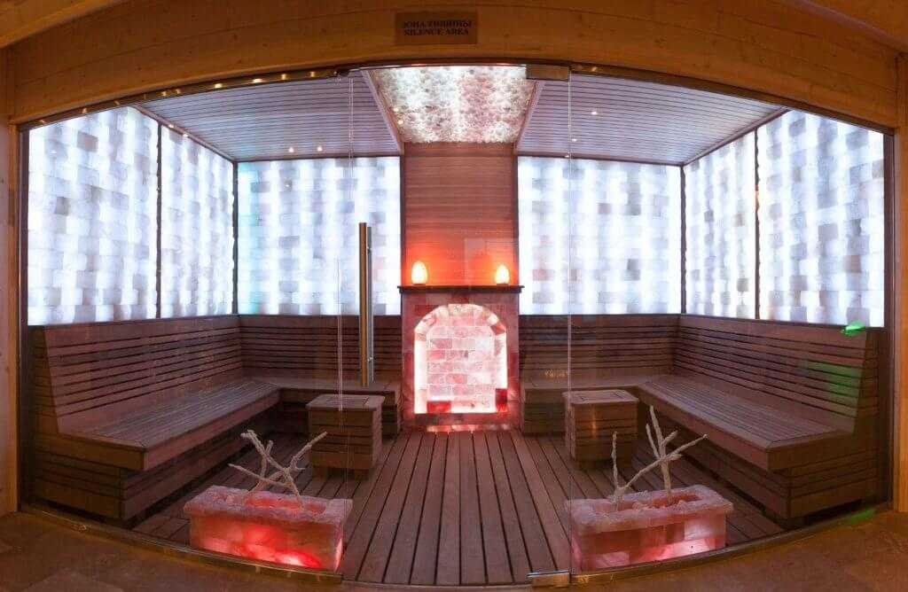 Соляные комнаты в Парк-отель «Солнечный»