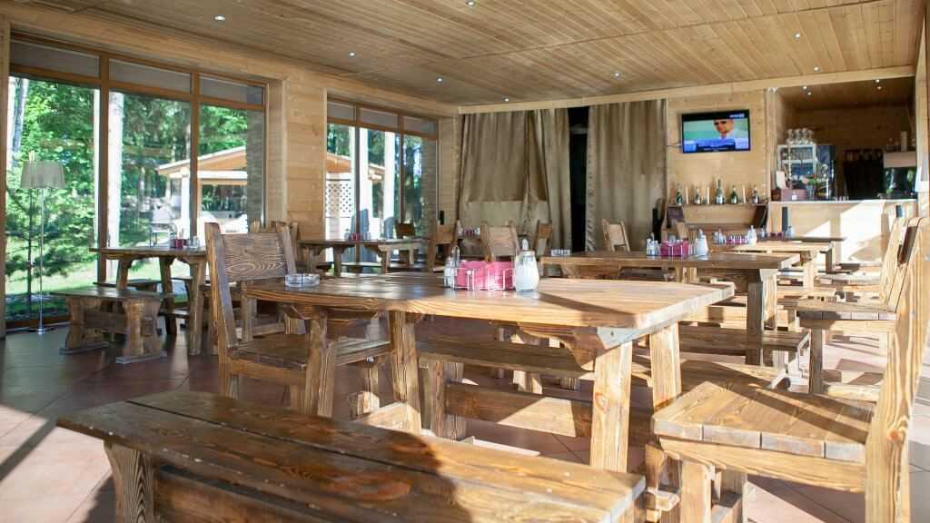 Ресторан «Гриль-бар» - Парк-отель «Солнечный»