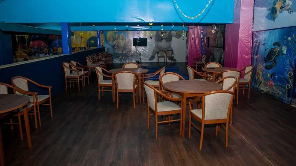 Snack-bar - Парк-отель «Солнечный»