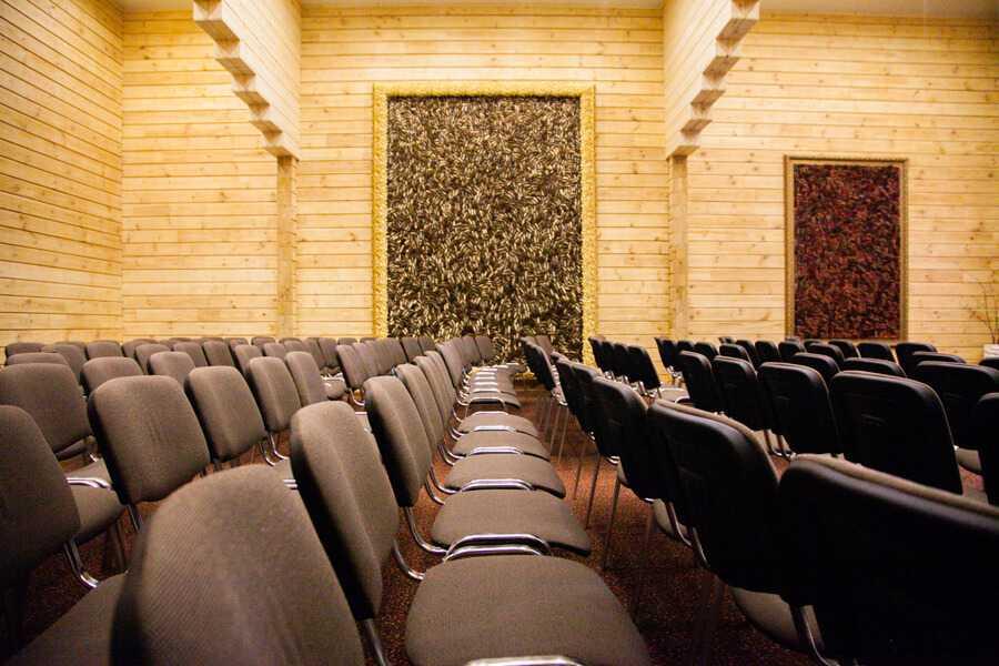 Зал «Сосновый» в Парк-отель «Солнечный»