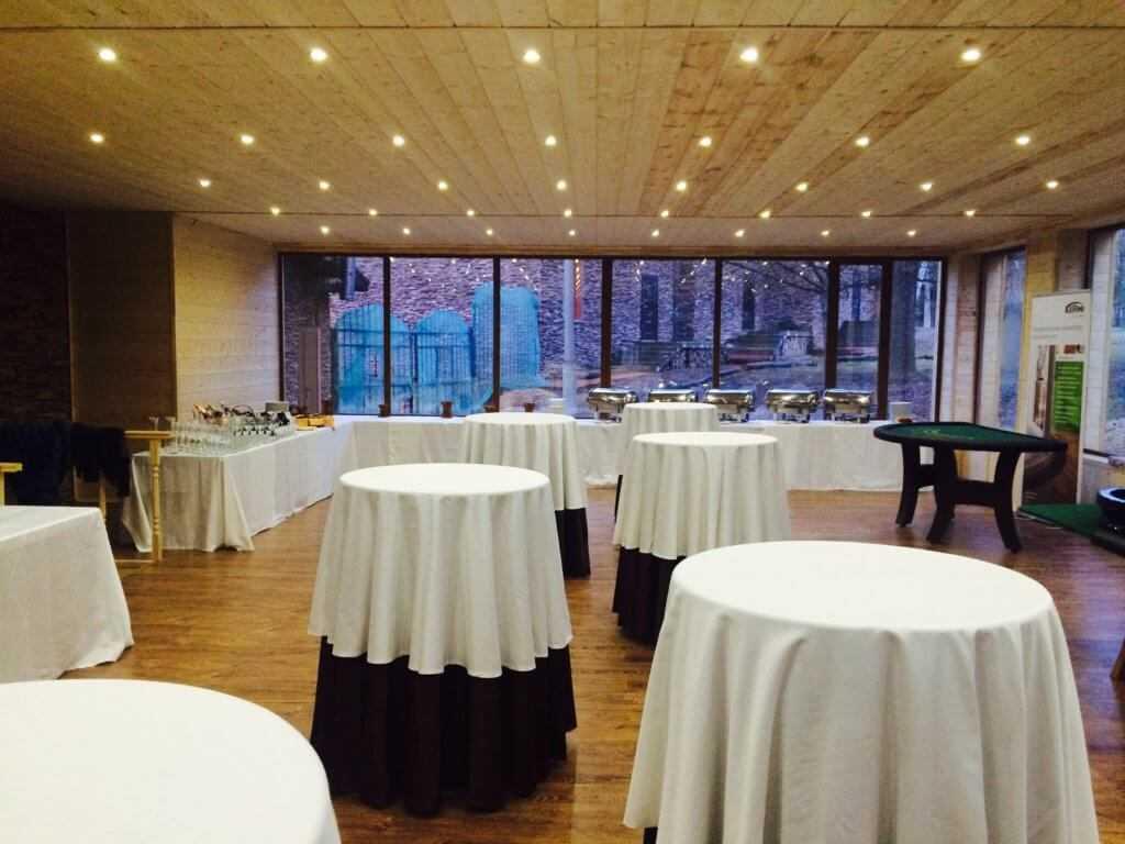 Стеклянный зал в Парк-отель «Солнечный»