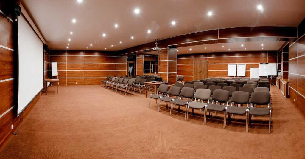 Конференц-зал «Марс» в Парк-отель «Солнечный»