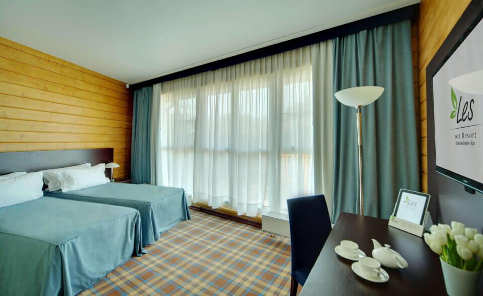 Standard в Парк-отель LES Art Resort