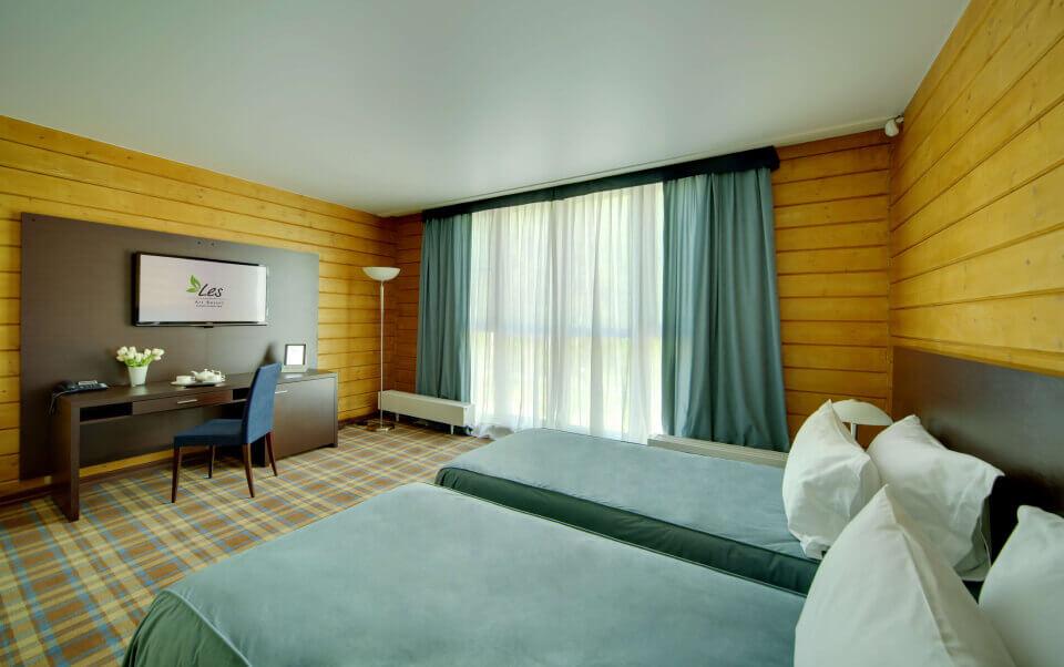 Simple suite в Парк-отель LES Art Resort