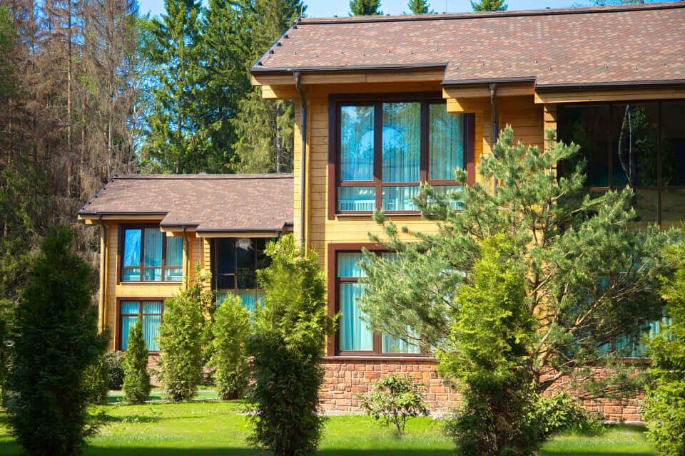 Villa в Парк-отель LES Art Resort
