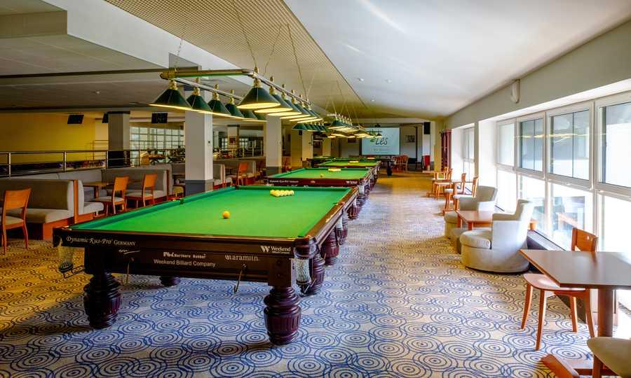 Бильярд Opera в Парк-отель LES Art Resort