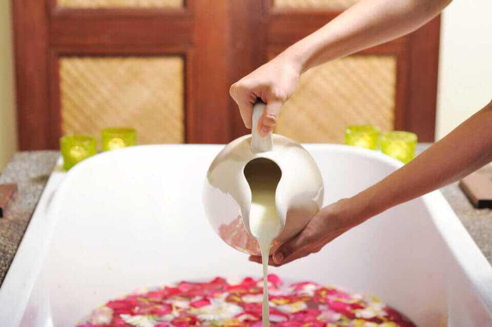 Ванна Клеопатры в Парк-отель LES Art Resort