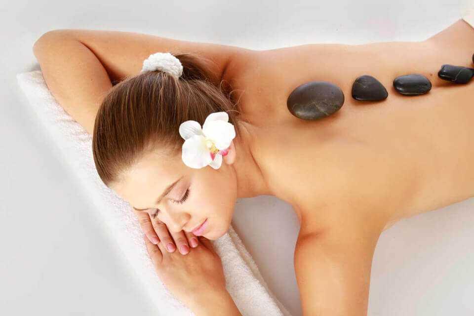 Стоун-массаж в Парк-отель LES Art Resort