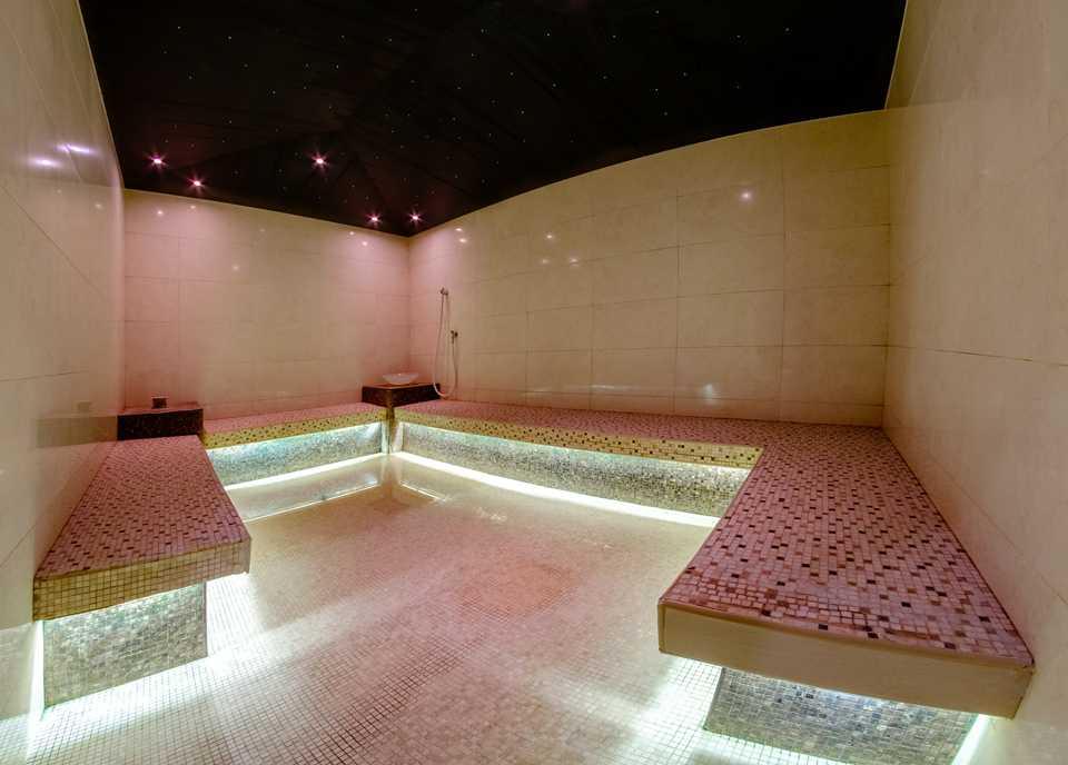 Кристалл-стим в Парк-отель LES Art Resort
