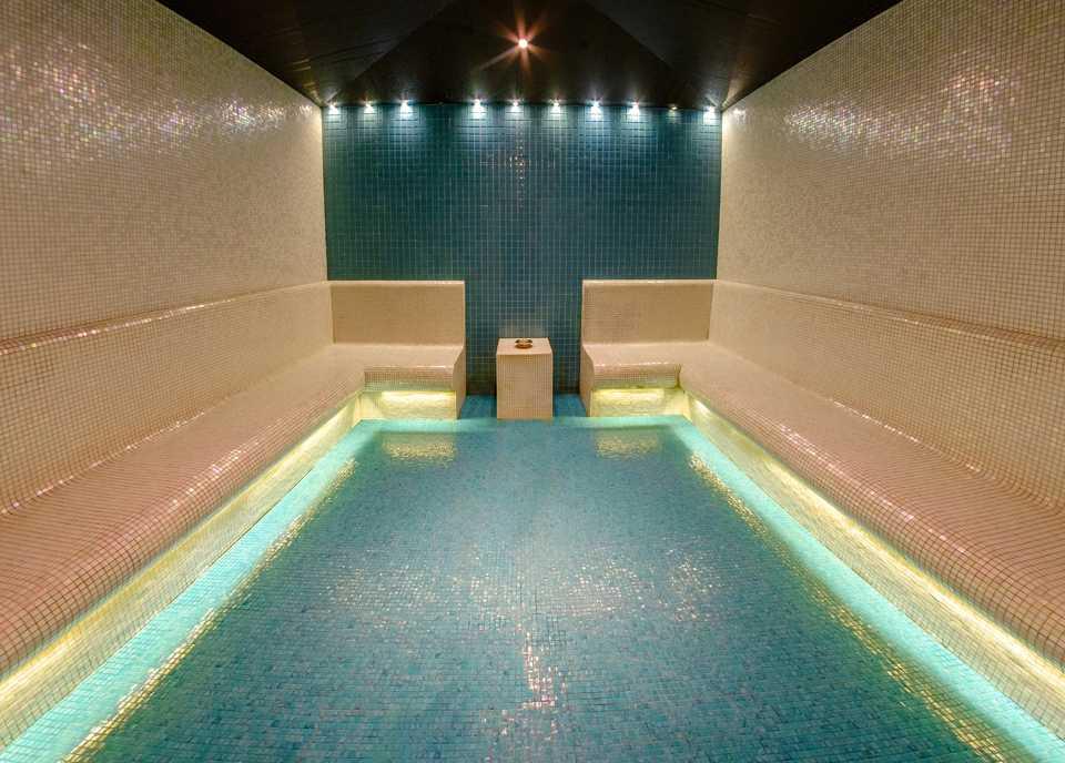 Солевой Грот в Парк-отель LES Art Resort
