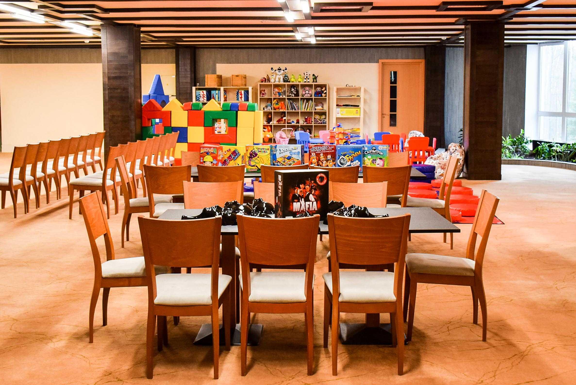 Развлекательный центр «ZASADA» - Парк-отель LES Art Resort