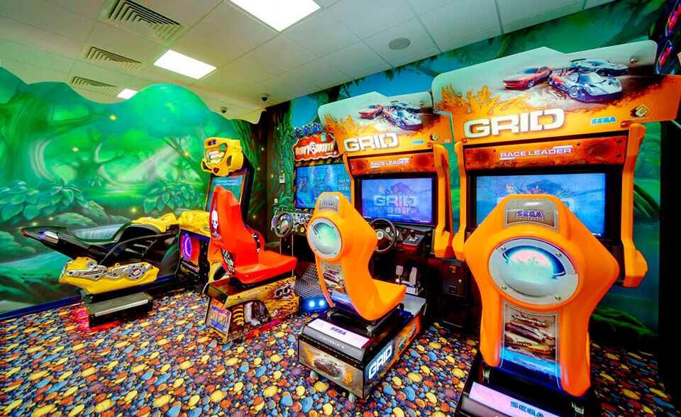 Развлекательный центр «DUTY FREE» - Парк-отель LES Art Resort
