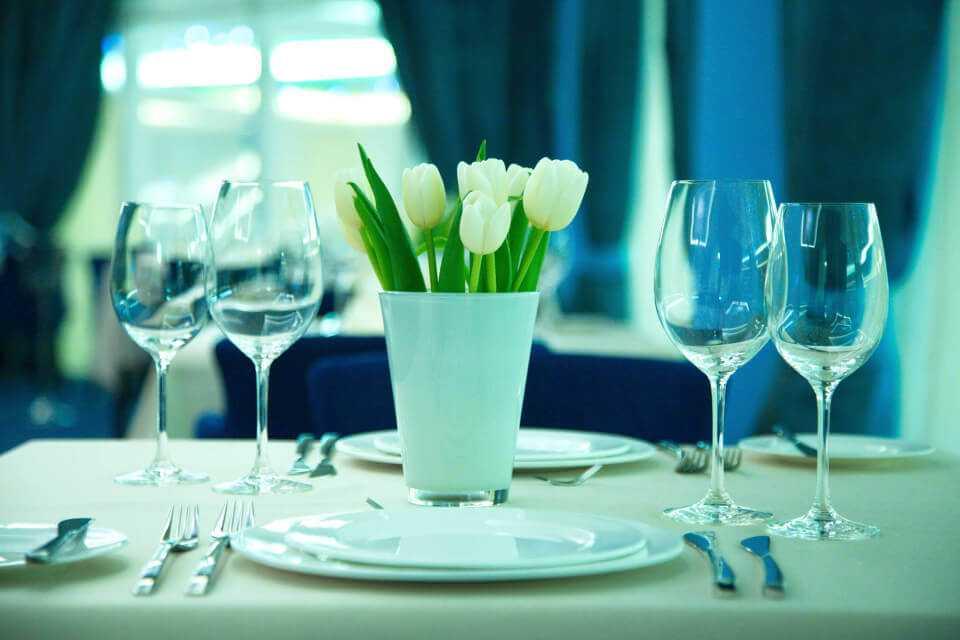 Ресторан «GALEREA» в Парк-отель LES Art Resort