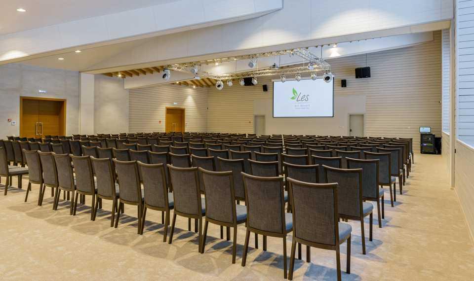 Зал «OPTIMUS» в Парк-отель LES Art Resort