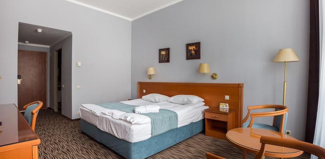 Стандарт Дабл (SPA) в Артурс СПА отель