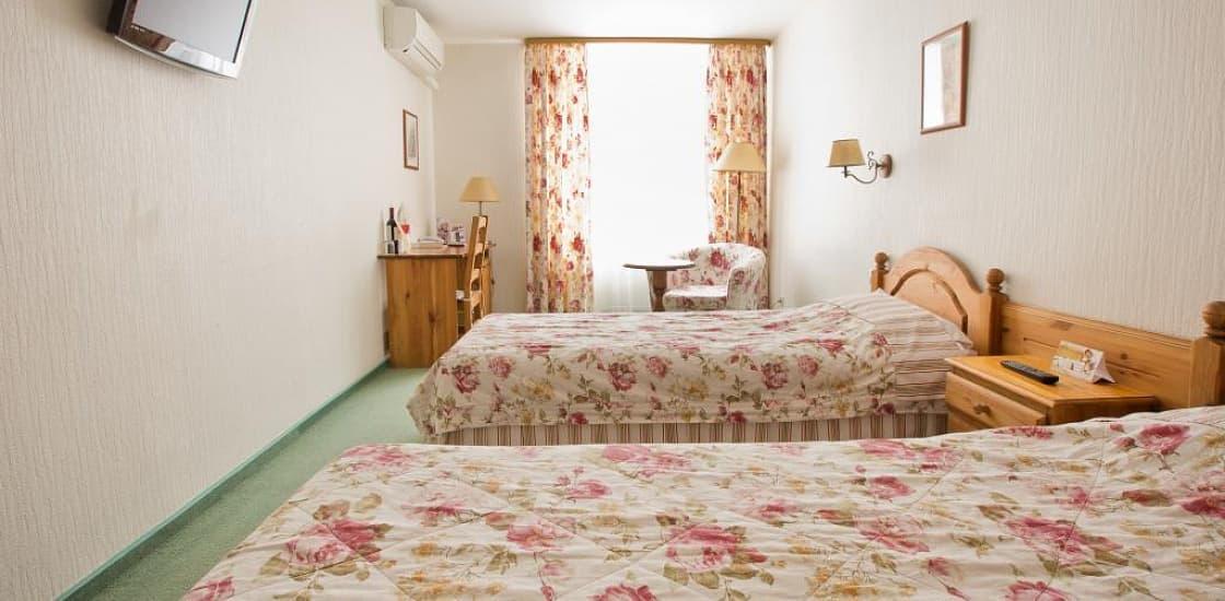 Стандарт Твин (Village) в Артурс СПА отель