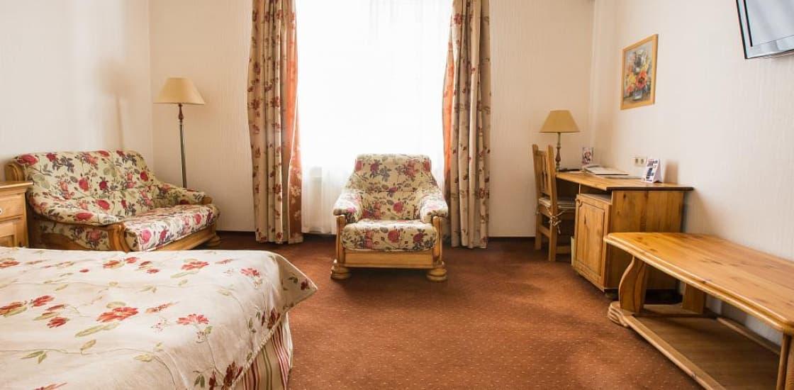 Студия (Village) в Артурс СПА отель