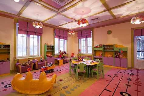 Детская комната «Улыбка» в Артурс СПА отель