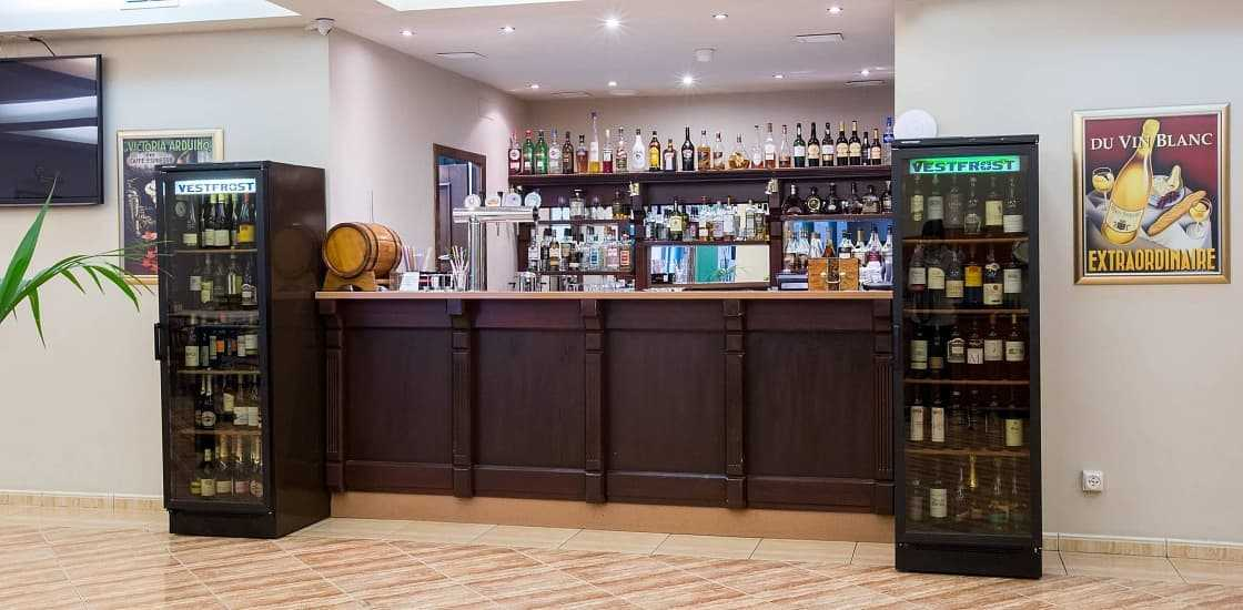 Кафе «Бульвар» в Артурс СПА отель