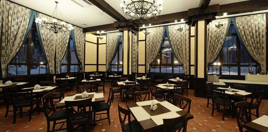 Ресторан «Obstler» в Артурс СПА отель