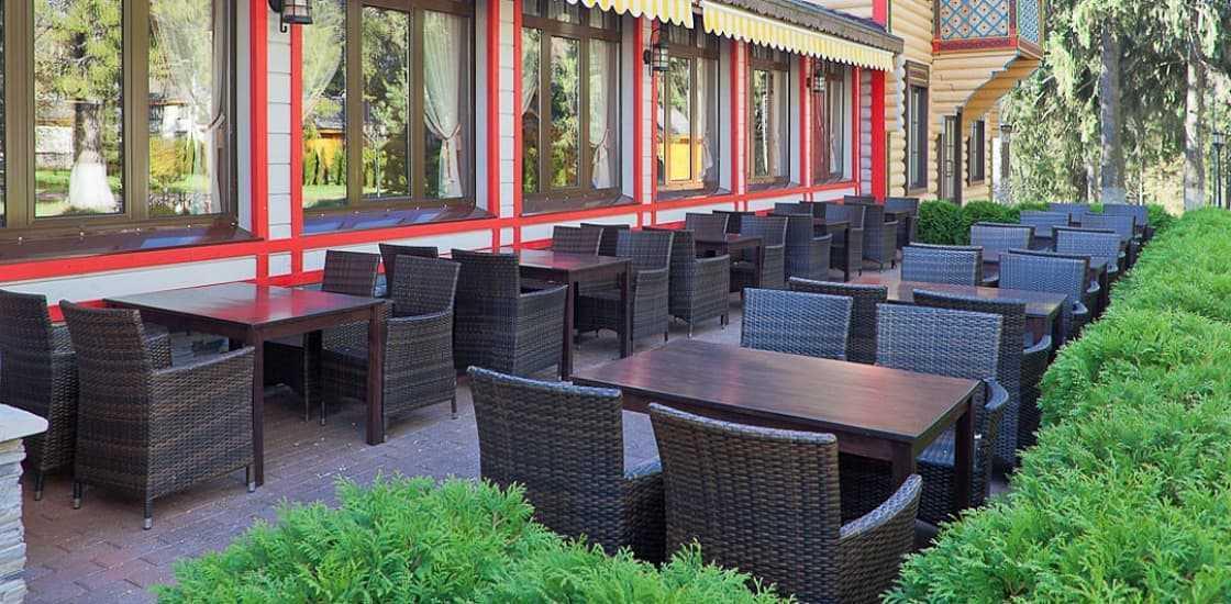 Ресторан «Клюква» в Артурс СПА отель