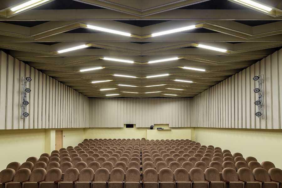 Киноконцертный зал в Санаторий Актер