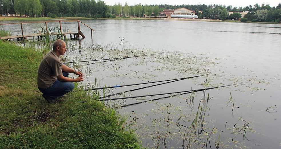 Рыбалка - Яхонты Ногинск