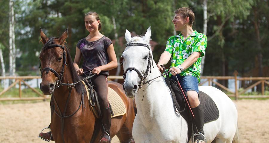 Верховая езда в Яхонты Ногинск